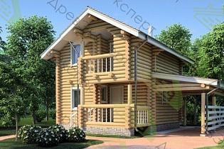 Изображение - Дома из оцилиндрованного бревна в кредит 4a665bdf787ec7ed2558a00f02987543