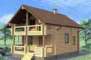 Изображение - Дома из оцилиндрованного бревна в кредит a4313b9cc9b08933061452a9e00632e9
