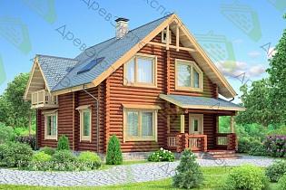 Изображение - Дома из оцилиндрованного бревна в кредит cb80cf3924a7056ee199e4eff8be4d1d