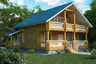 Изображение - Дома из оцилиндрованного бревна в кредит e2e56b66b460ceda8e6f99ac9aa312c3